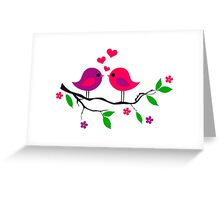 cute birds #9 Greeting Card