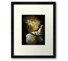 Sleeping Framed Print