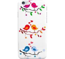 cute birds #10 iPhone Case/Skin