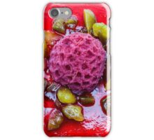 raspberry pie iPhone Case/Skin