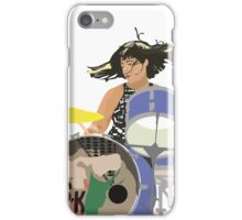 JANET WEISS iPhone Case/Skin