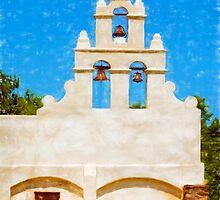 Mission San Juan Capistrano  by joancarroll