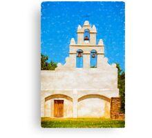 Mission San Juan Capistrano  Canvas Print