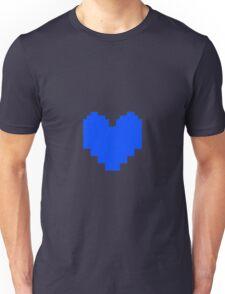 Undertale - Blue Soul Unisex T-Shirt