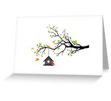 cute birds #12 Greeting Card
