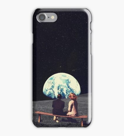We Used To Live There iPhone Case/Skin