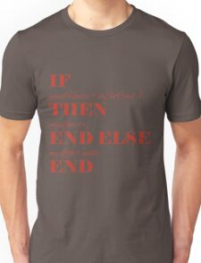 If your heart ... Unisex T-Shirt