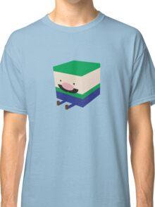 Green Blockio Classic T-Shirt