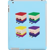 Blockios iPad Case/Skin