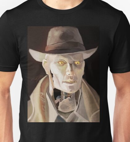 Synth Detective Unisex T-Shirt