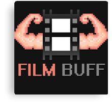 Film Buff Canvas Print