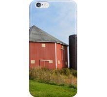 Octogon Barn iPhone Case/Skin
