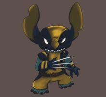 Stitch Wolverine Baby Tee