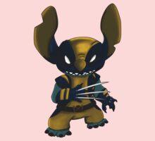 Stitch Wolverine One Piece - Long Sleeve