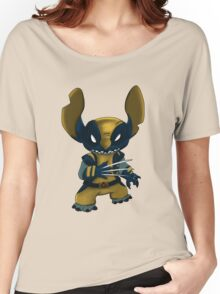 Stitch Wolverine Women's Relaxed Fit T-Shirt