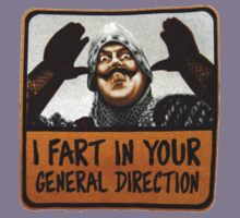 I fart in your general direction Kids Tee