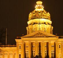 Iowa State Capitol Sticker