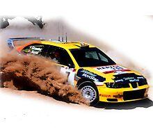 Seat Cordoba WRC Evo Photographic Print
