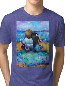 Your Light Shines Bright Tri-blend T-Shirt