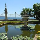 Dolmabahce Palace Garden by Zoe Marlowe