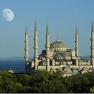 Blue Mosque by Zoe Marlowe