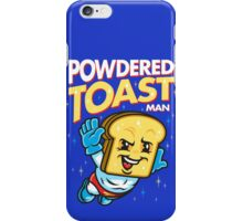 Super Toast Man iPhone Case/Skin
