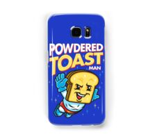 Super Toast Man Samsung Galaxy Case/Skin