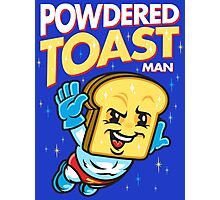 Super Toast Man Photographic Print