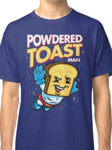 Super Toast Man Classic T-Shirt