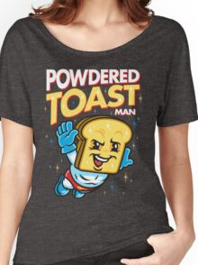 Super Toast Man Women's Relaxed Fit T-Shirt
