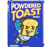 Super Toast Man iPad Case/Skin