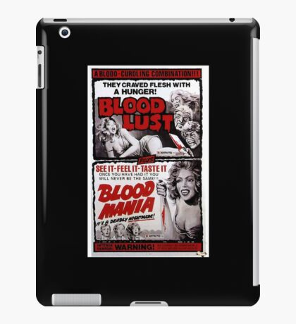 Movie Poster Merchandise iPad Case/Skin
