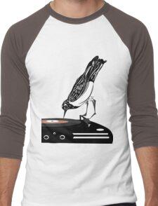 DJ magpie Men's Baseball ¾ T-Shirt