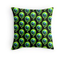 JSE-Eyes All Over Throw Pillow