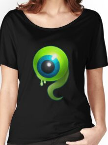 JSE-Eyes All Over Women's Relaxed Fit T-Shirt