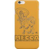 MERKABA MECHA, meccacon iPhone Case/Skin