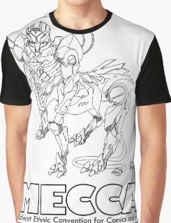 MERKABA MECHA, meccacon Graphic T-Shirt
