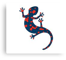 lizard #10 Canvas Print