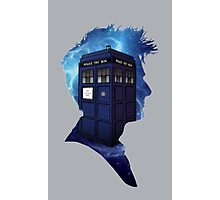 Doctor Who 10th Doctor David Tennant Photographic Print