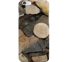 Wood by Simon Williams-Im iPhone Case/Skin