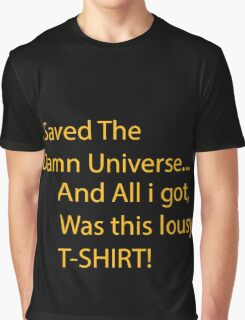 Lousy Tee Graphic T-Shirt