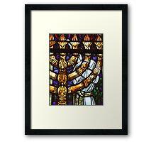 Judaica - Jewish - Singers Hill Synagogue Framed Print