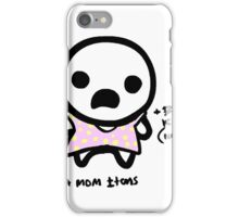 Mom Items iPhone Case/Skin