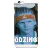 KRISTAPS PORZINGIS (GODZINGIS) KNICKS iPhone Case/Skin