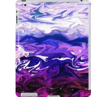Abstract Ocean Fantasy I iPad Case/Skin