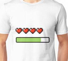 Hotline Miami - HP and XP Bar Unisex T-Shirt