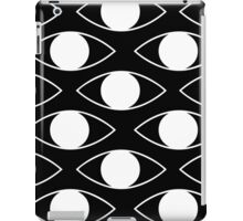 Eye - White iPad Case/Skin