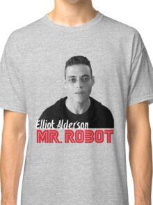Mr. Robot – Elliot Alderson, Rami Malek Classic T-Shirt
