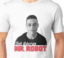 Mr. Robot – Elliot Alderson, Rami Malek Unisex T-Shirt