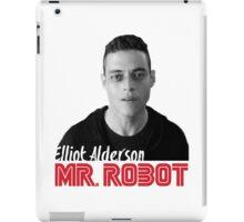 Mr. Robot – Elliot Alderson, Rami Malek iPad Case/Skin